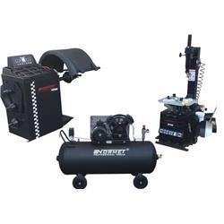 Zestaw maszyn wulkanizacyjnych NORMET BLACK 01-1018