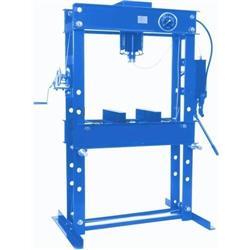 Prasa hydrauliczna 50t GK z manometrem-493