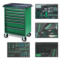 Wózek narzędziowy JONNESWAY 7-szuflad 295 elm-808