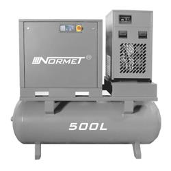 Kompresor śrubowy WALTER SKTG  5,5KW 500L COMBO-712