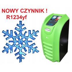 Stacja klimatyzacji VIAKEN X520 1234YF-1484