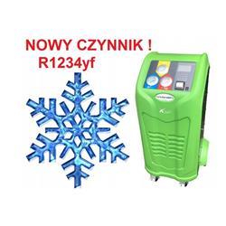 Stacja klimatyzacji X540 viaken R1234YF-1498