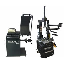 Zestaw maszyn wulkanizacyjnych NORMET 720 706-1063