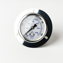 Pressure gauge  for XU control box
