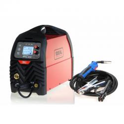 Welder TECNO MIG 205 LCD MIG/TIG/MMA SYNERGIC