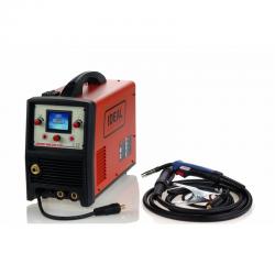 Spawarka EXPERT MIG 215 LCD MIG/MMA/TIG SYNERGIC ALU