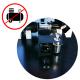 Podnośnik nożycowy mobilny  PX-3500E